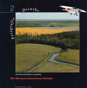 Met Herman Corens boven Drenthe